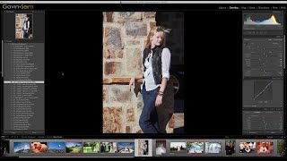 how to use lightroom presets pw4 workflow tutorial