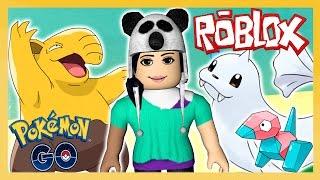 ROBLOX-POKÉMON GO: NEW POKÉMONS #11