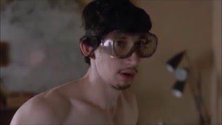Adam Driver in S01 Girls gag reel