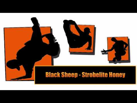 Black sheep - Strobelite Honey