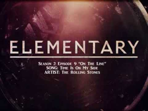 Elementary S02E09 - Time Is On My Side by The Rolling Stones