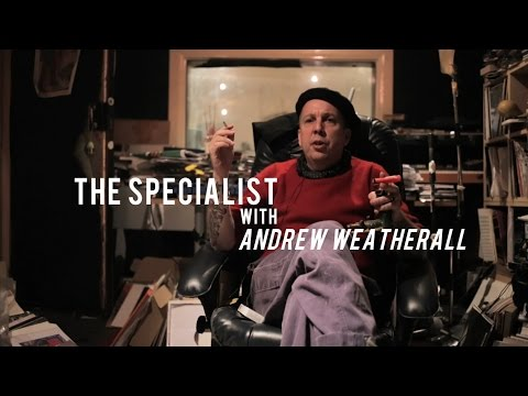 The Specialist: Andrew Weatherall