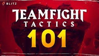 Teamfight Tactics 101