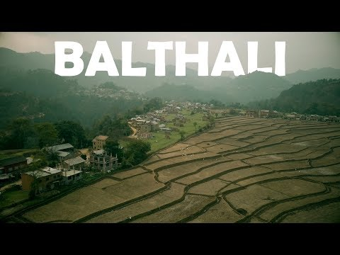 Mapping Nepal I Balthali: One of the Most Beautiful Villages