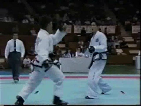 Taekwon-Do ITF - Competition Sparring Highlights