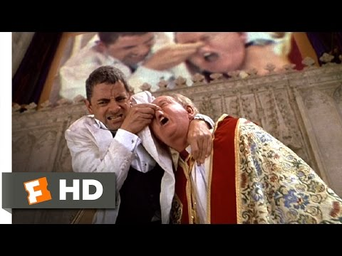 Johnny English (9/10) Movie CLIP - The Archbishop's Bottom (2003) HD