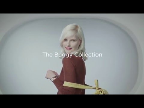 The Buggy Collection. Because you deserve...