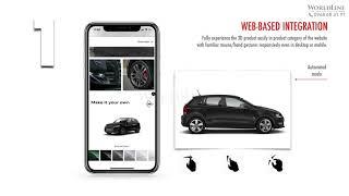 WorldLine Technology - 3D Product Experience Platform