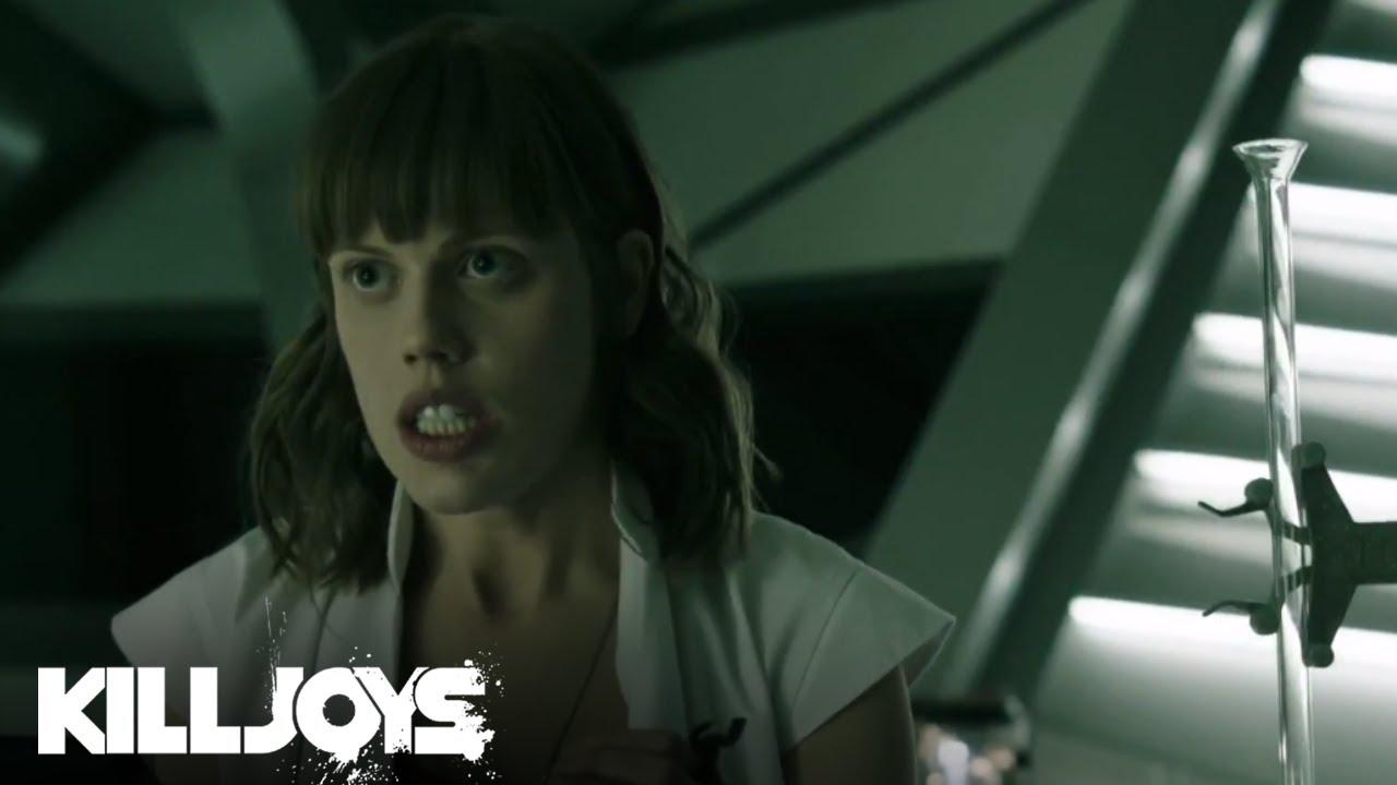 Download KILLJOYS | Season 4, Episode 8: Hologram-Worthy | SYFY