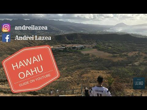 HAWAII, OAHU GUIDE | WORK & TRAVEL VLOG 2018 | GOPRO