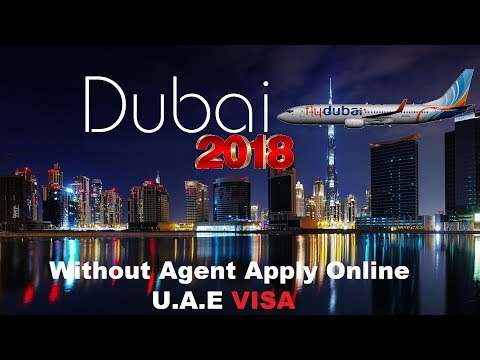 Get UAE Tourist Visa Online Within 2 Days | Travel To Dubai 2019