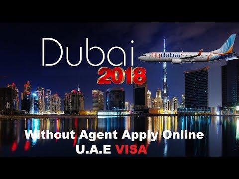 Get UAE Tourist Visa Online Within 2 Days | Travel To Dubai 2018