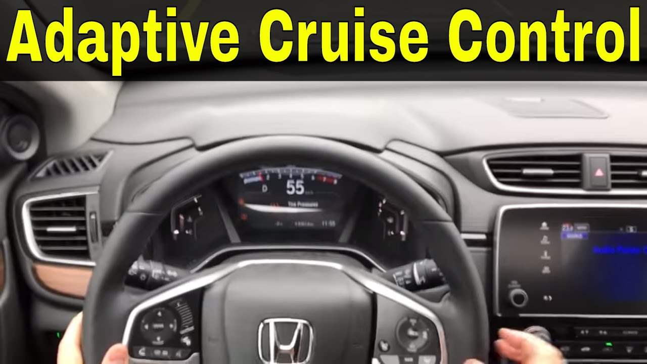 17 2018 HONDA CRV ACCORD ADAPTIVE CRUISE CONTROL DISTANCE SENSOR