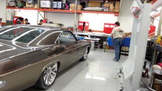 Chip foose car the imposter 1965