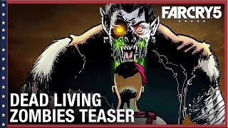 PS4 Games | Far Cry 5 - Dead Living Zombies Teaser Trailer 🎮