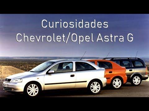 Datos Curiosos Del Opel/Chevrolet Astra G