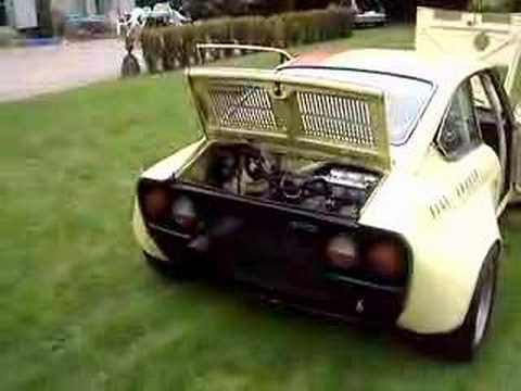 Fiat 850 Abarth 1600 Running Youtube