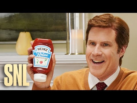 Kinard - Hilarious Saturday Night Live Commercial Sketch with Will Ferrell