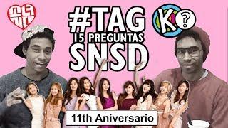 TAG de Girls' Generation (SNSD)   11th Aniversario