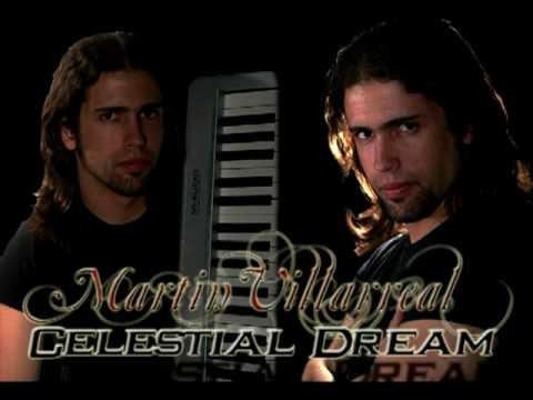 MARTIN VILLARREAL - Celestial Dream (Album Preview...