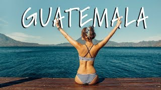 It was her first time ... Guatemala Travel Vlog
