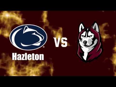 Mens Basketball Highlights vs Penn State Hazleton 11/10/17