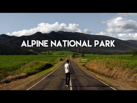 THE ALPINE NATIONAL PARK // Bright Victoria Australia