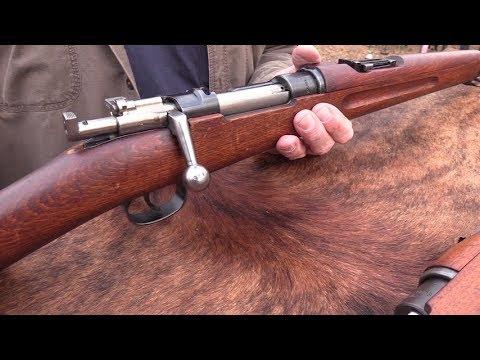 Swedish Mauser Model 38