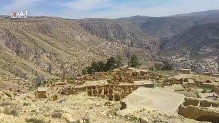 الطفيلة : قرى أغلقت بهجرة سكانها