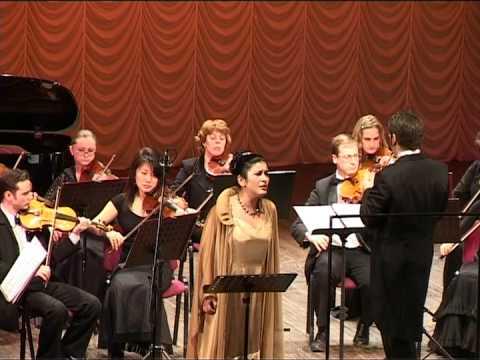 G. Handel - Giulio Cesare / Г. Гендель. Ария Клеопатры