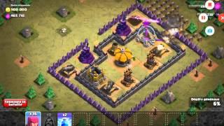 Premiere video (clash of clans)