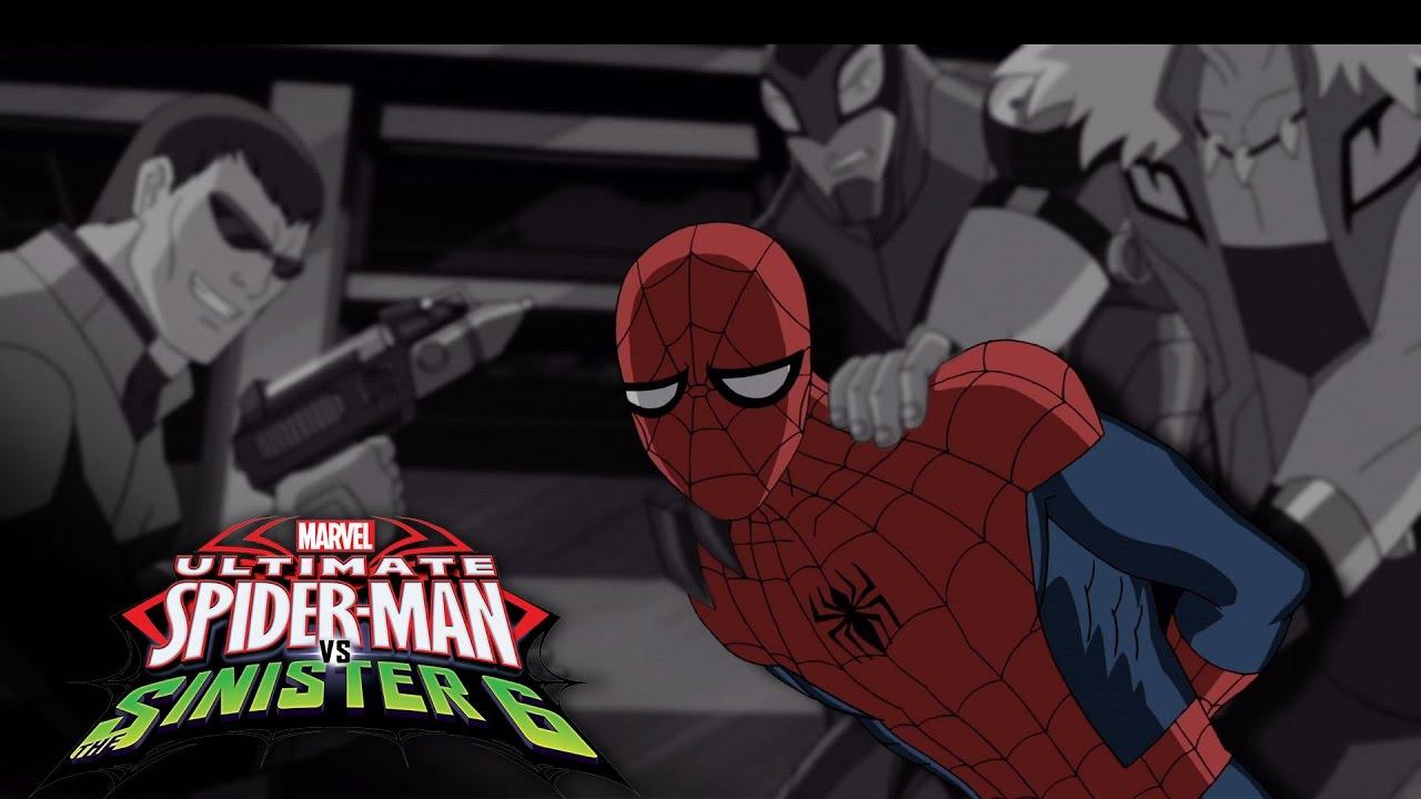 marvel's ultimate spider-man vs. the sinister six season 4 ep. 25