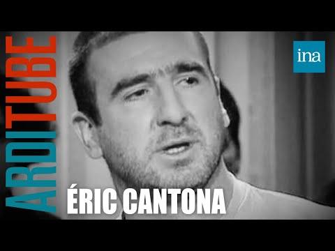 Qui est Eric Cantona ? | Archive INA