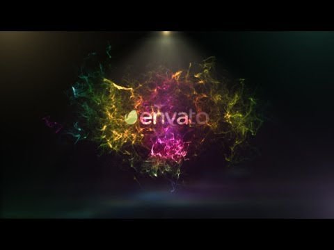 Magic Colorful Particle ( After Effects Project Files)