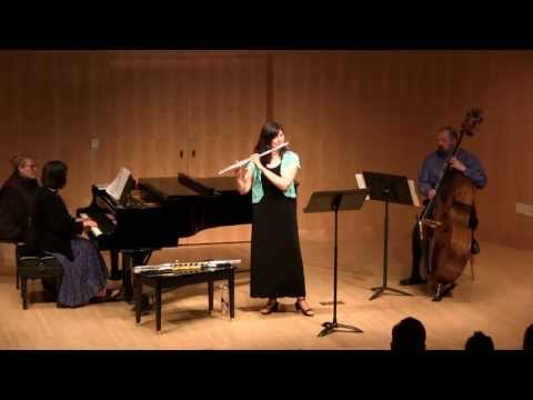 Irlandaise - from Claude Bolling's Suite for Flute and Jazz Piano Trio