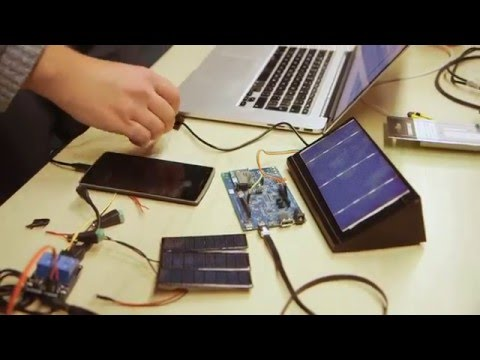 IoT+Blockchain Hackathon 2015, London | RS Components