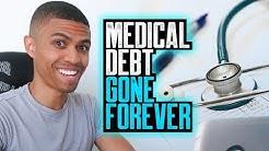 MEDICAL DEBT GONE FOREVER    HIPAA LAWS WORK    609 CREDIT REPAIR REVIEW