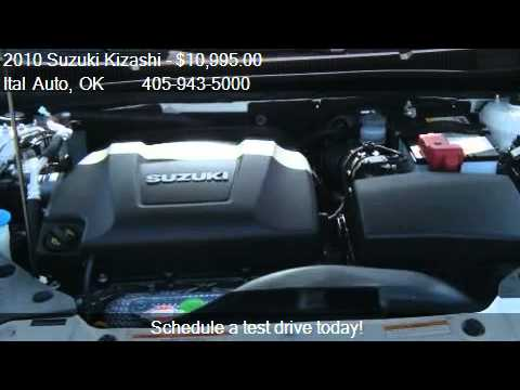 Ital Auto Okc >> 2010 Suzuki Kizashi S For Sale In Oklahoma City Ok 73112