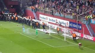 Trabzonspor-fenerbahce olayli mac Avni Aker olaylar 24.04.2016