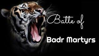 Battle of Badr Martyrs