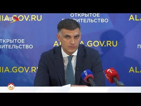 Министр физической культуры и спорта РСО Алания Владимир Габулов #Открытое правительство