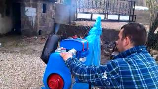 réglage moteur bernard w110 bis staub PP3b