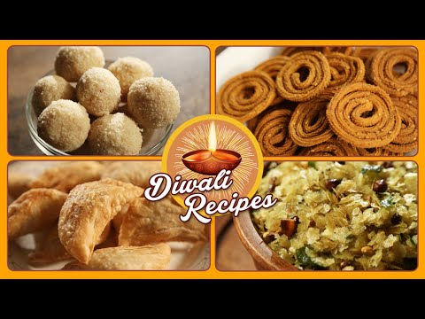 Diwali special recipes chivda rava laddu chakli karanji diwali special recipes chivda rava laddu chakli karanji complete faral by archana in marathi full download forumfinder Choice Image