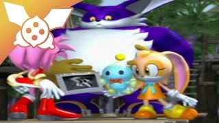Let's Play Sonic Heroes Partie 1 : But organisé