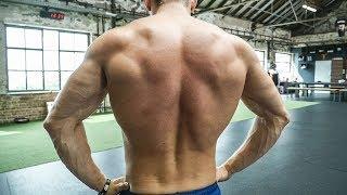 4 Exercises For A Bigger & Stronger Back