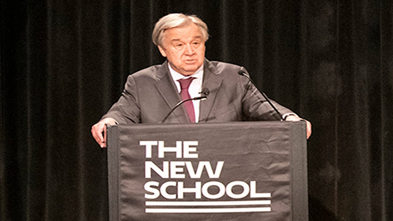 UN Chief Urges Shifting Power to Women