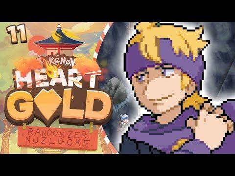 CASSE-TOI DE LÀ MORTIMER ! - Pokémon Heartgold Randomizer Nuzlocke Ep.11