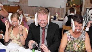 Прикольный конкурс на золотой свадьбе