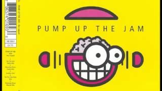 Technotronic - Pump Up The Jam (Dancing Divaz Radio Mix)