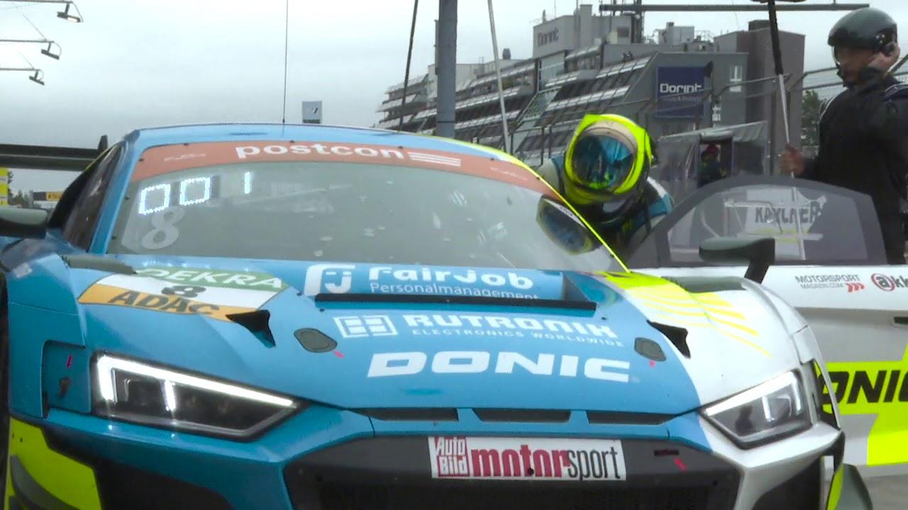 Carrie Schreiner - CS8 - ADAC GT Masters Nürburgring 2019